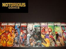 Marvel Comics Presents 1-9 Complete Comic Lot Run Set 1st Wolverines Daughter