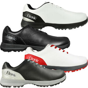 Etonic Men's Stabilizer 7-Spike Waterproof Golf Shoe,  Brand New