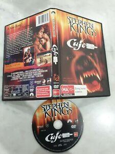 Cujo Special Collectors Edition - DVD - Region 4 - Free Postage