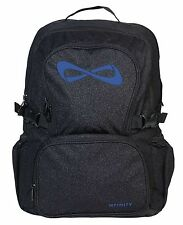 Nfinity Backpack Sparkle Black/Royal