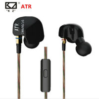 KZ Running Earphone In Ear HIFI Stereo Bass Sport Headphone Wired Headset Earbud