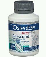 Herron Osteo Eze Active Plus MSM  (Glucosamine/Chondroitin/MSM)- OzHealthExperts