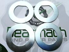 Land Rover Defender 90, Discovery 1 Wheel Bearing Locking Tab Washers X4 FTC3179