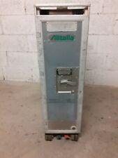 Alitalia airline service Trolley cart dispensa cucina industriale loft carrello