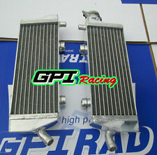aluminum radiator FOR KTM 250/350/450 SXF/SX-F/XC-F/XCF 2013 2014 14 13
