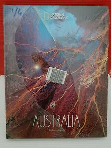 LIBRO AUSTRALIA - ROBERTO RINALDI - NATIONAL GEOGRAPHIC EDIZIONI WHITE STAR