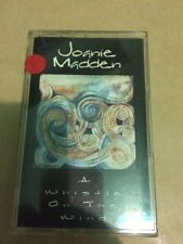 Joanie Madden A Whistle On The Wind Folk Cassette Tape