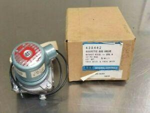 ITT General Controls Gas Valve Solenoid K3A442