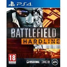 Battlefield Hardline Ps4 PlayStation 4 Preowned