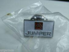 CITROEN Jumper, Metall emailliert mit Citroen Winkel, Pin in OVP