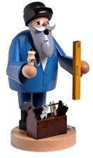 German Incense Smoker Kwo Craftsman Artisan Handmade Wood