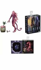 "ALIENS Arcade Video Game Appearance XENOMORPH WARRIOR 7"" Action Figure NECA"