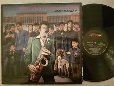 DISCO LP ANDY MACKAY - RESOLVING CONTRADICTIONS - 1990 EXPRESSION RECORDS EX+