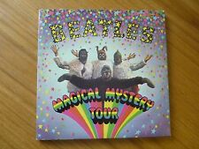 THE BEATLES Magical Mystery Tour 2-EP SMMT-A1/B1 Stereo 1st Pr.Blue Lyric VG+/EX