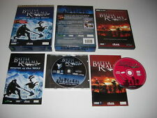 BATTLE REALMS & WINTER OF THE WOLF Add-On Expansion - COMPLETE EDITION Pc Cd Rom