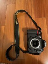 Nikon D D300S 12.3 MP Digital SLR Camera - Black (Body Only) W/ 2 Battery