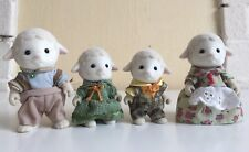 Sylvianian Families Sheep Family The Dale 1985 EPOCH