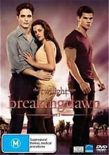 The Twilight Saga 4: BREAKING DAWN Part 1 : NEW DVD