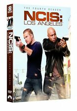 NCIS Los Angeles Naval Criminal Investigative Service Complete Season 4