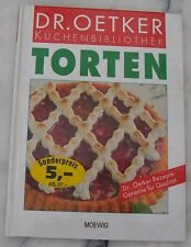 Dr. Oetker Küchenbibliothek - TORTEN
