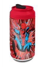 Mobiliario y decoración infantil de cocina y comedor de plástico de Spider-Man