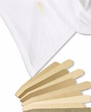 $50 CLUB ROOM Brass Collar Stays METAL DRESS SHIRT SUIT 18 PACK 2.25 2.5 2.75