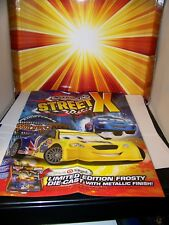 Disney Cars Super Chase Frosty Posters Neon Frosty Silver Frosty Australia Excl!