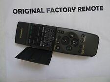 PANASONIC VEQ2063 VCR REMOTE CONTROL AG1330, AG1330P