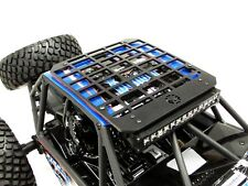 Gear Head RC Axial Bomber White Trail Torch plus Roof Rack Combo GEA1312