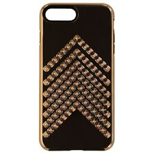 Rebecca Minkoff Star-Studded Case for iPhone 8 Plus/7 Plus - Rose Gold/Black