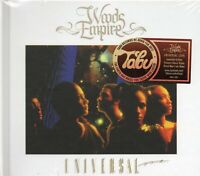 Woods Empire - Universal Love CD (1981 Album Remastered + 5 Bonus Tracks) New