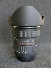 Tokina AT-X 124 Pro DX II 12-24mm f/4 Lens For Nikon, Mk 2 version