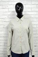 MARLBORO CLASSICS 46 Camicia Donna Maglia Blusa Polo Shirt Woman Manica Lunga