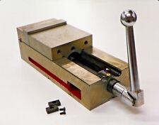 6 Ang Lock Vise For Cncbridgeport Milling Machine 850 Ap06 Tb007