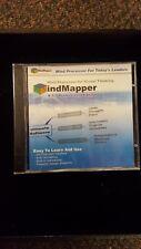 MindMapper 5.0 Pro Microsoft Office Compatible Organize ideas Brainstorm