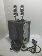 Creative Labs I-TRIGUE 3400 2.1 Computer Speaker & Subwoofer System W Controller