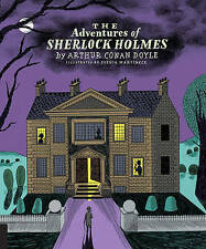 The Adventures of Sherlock Holmes - Sir Arthur Conan Doyle ILLUSTRATED BOOK