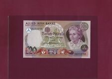 Ireland Northern  20 Pounds 1987 P-8 UNC