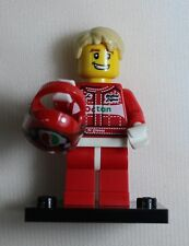 MOVIE MINIFIGURES SERIES 3 8803- nascar indy
