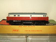 TRIX TWIN MODEL No.1177 DB RAILWAY NoV160 001  DIESEL LOCO     VN  MIB