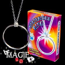 Anneau enchaîné - L'anneau sur la chaine - Mysterious Ring - tour de Magie