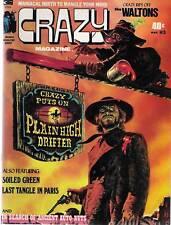 CRAZY MAGAZINE #3 (1974) FREE SHIPPING!
