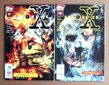 X-FILES  Surrounded Mini-Series  Comic Book  Set of 2