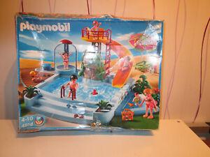 Playmobil 4858 Schwimmbad Rutsche