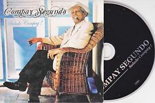 CD CARTONNE CARDSLEEVE COLLECTOR 19T COMPAY SEGUNDO SALUDO COMPAY BEST OF 2006