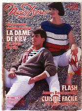 Nous-Deux n°1990; Roman photo complet/ James Bond revient
