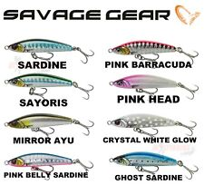 New 2021 GRAVITY PENCIL 4,5cm 6cm Savage Gear 5g 12g Fishing Long Casting Lures