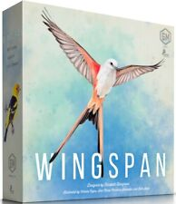 Wingspan Competitive Bird-Collecting Board Game w/Swift Start STM900 REVISED