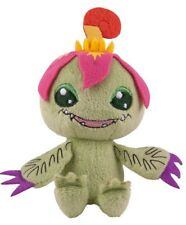 1x DIGIMON PALMON COLLECTIBLE MINI PLUSH FIGURE ZAG TOYS NEW LIMITED