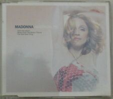 MADONNA (Maxi CD 3 tracks JEWEL CASE)  AMERICAN PIE
